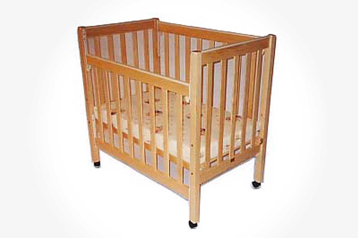 Trent Designed Small Cot